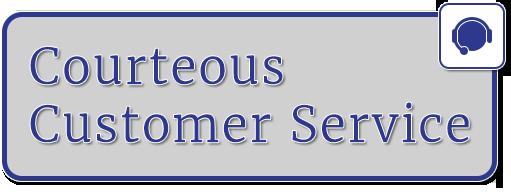 P1 Courteous Customer Service