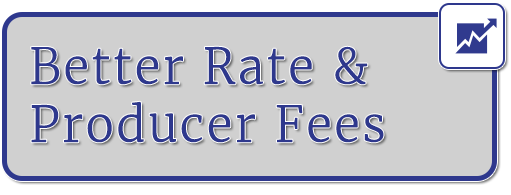 P1 Better Rate & Producer Fees