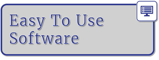 P1 Easy To Use Software